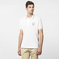 80th Anniversary Edition Regular fit Lacoste polo with piping Men