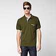 Regular fit Lacoste polo with pocket