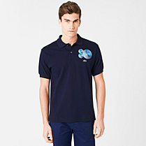 80th Anniversary Edition Regular fit Lacoste polo Men