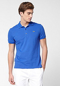 Lacoste Stretch-Polo uni Herren