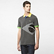 Flags Regular Lacoste polo - Brazil