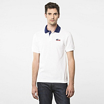 Flags Regular Lacoste polo Men