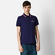 Slim fit Lacoste polo with pocket