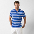 Polo Lacoste Regular fit à rayures