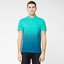 Printed Lacoste Live Ultra slim fit polo Men