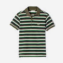 Lacoste Striped polo Boy
