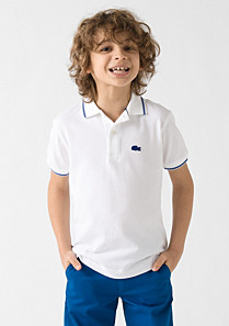 Lacoste Piped polo Boy