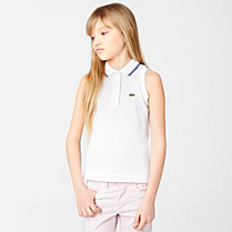 Sleeveless Lacoste Sport Tennis polo gender.gir