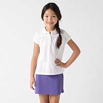 Lacoste Plain Classic fit polo gender.gir
