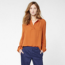 Lacoste Silk tunic Women