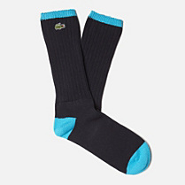 Lacoste Two-tone socks Men