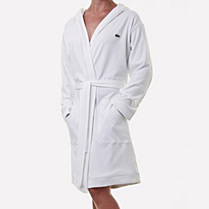 Lacoste Celilo bathrobe Uni