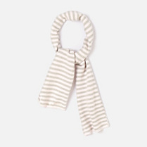Lacoste Striped scarf Children