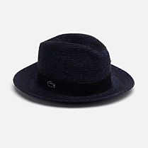 Lacoste Braided straw hat Men
