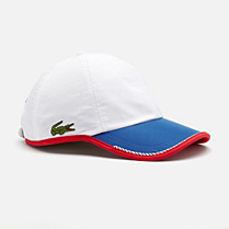 Multi-colour Team Lacoste cap Men