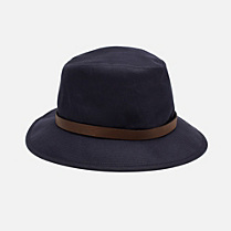 Lacoste Hat with leather band Women