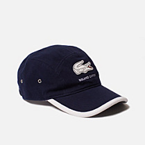 Lacoste Roland Garros cap with maxi crocodile Men