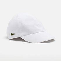 Lacoste Plain Sport cap with bow Women