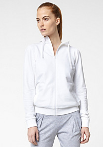 Lacoste Active zipped hooded sweatshirt Women