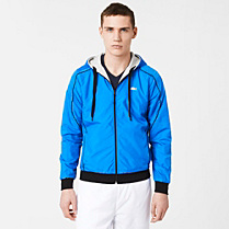 Lacoste Casual Sport reversible hooded sweatshirt Men