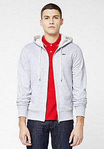 Lacoste Live ultra-slim fit hooded sweatshirt Men