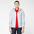 Lacoste Live ultra-slim fit hooded sweatshirt