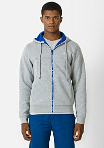 Lacoste Casual Sport zip-up hooded sweatshirt Men