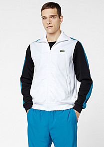 Lacoste Andy Roddick zipped sweatshirt Men