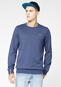 Lacoste Live Ultra slim fit plain sweatshirt Men
