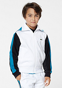 Lacoste Andy Roddick zipped sweatshirt Boy