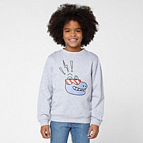 Lacoste Printed sweatshirt Boy