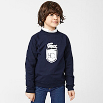 Lacoste 80th Anniversary Edition sweatshirt Boy