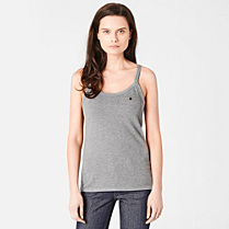 Lacoste Stretch top with pocket Women