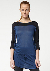 Lacoste Active 3/4 sleeve tunic Women