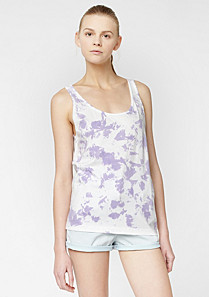 Lacoste Live printed top Women