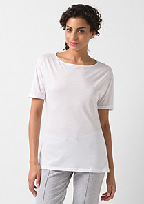 Lacoste Active boat neck tee-shirt Women