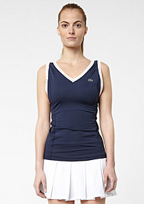Lacoste Tennis Top Frau