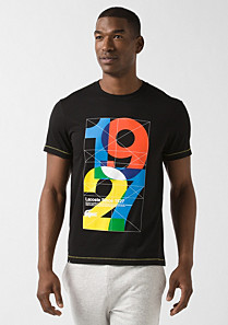 Lacoste Casual Sport printed tee-shirt Men