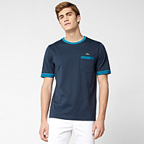 Lacoste Two-tone tee-shirt Men