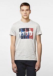 Légende René Lacoste printed tee-shirt Men
