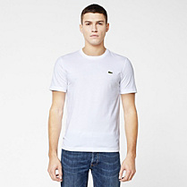 Plain Lacoste Live Ultraslim fit tee-shirt Men