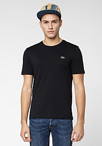 Lacoste Live ultraslim fit plain tee-shirt Men