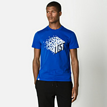 Lacoste Casual Sport printed tee-shirt. Men