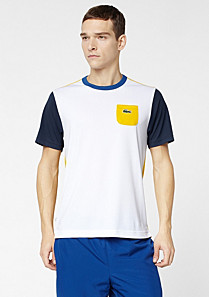 Multi-colour Team Lacoste tee-shirt Men