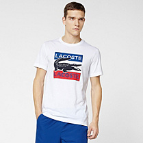 Lacoste Printed Sport tee-shirt Men