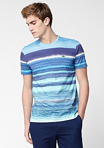 Lacoste Printed tee-shirt Men