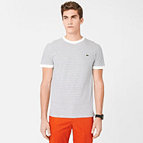 Lacoste Striped tee-shirt Men