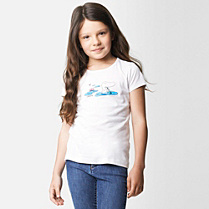 Lacoste Printed tee-shirt with gift box gender.gir