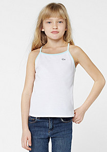 Lacoste Zweifarbiges Top gender.gir