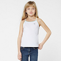 Lacoste Two-tone top gender.gir